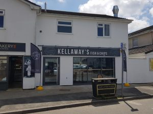 Kellaways Fish and Chip Shop near Truro
