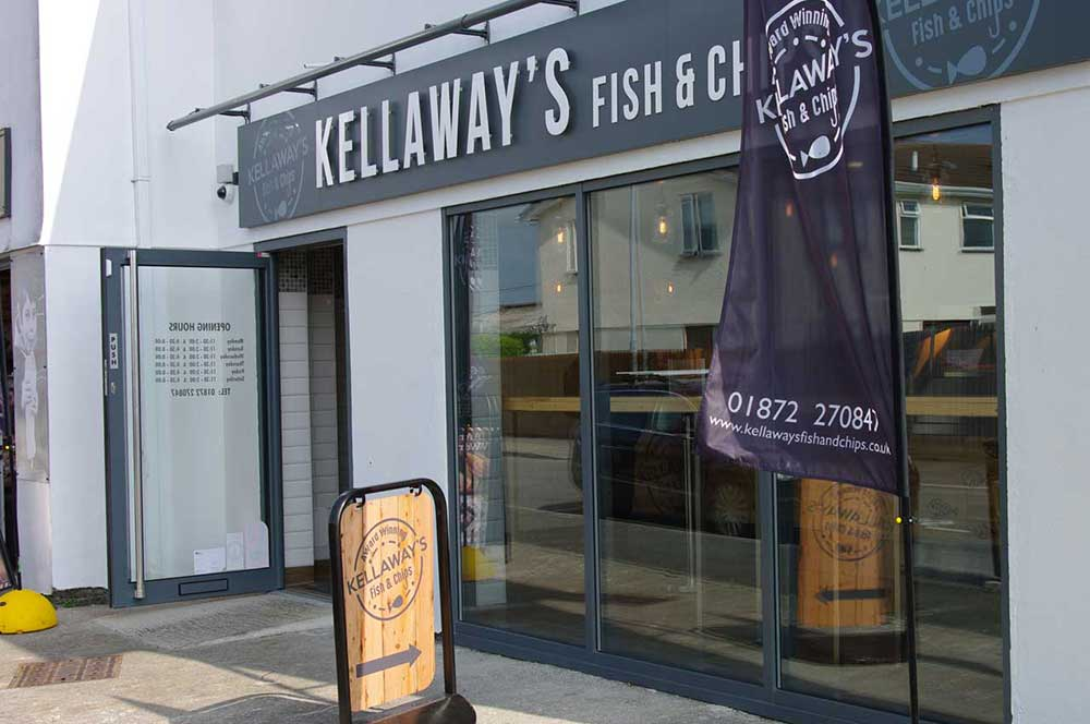 Kellaways Fish and Chip Shop